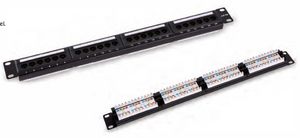 HYP97N6 Cat 6 Patch Panel.